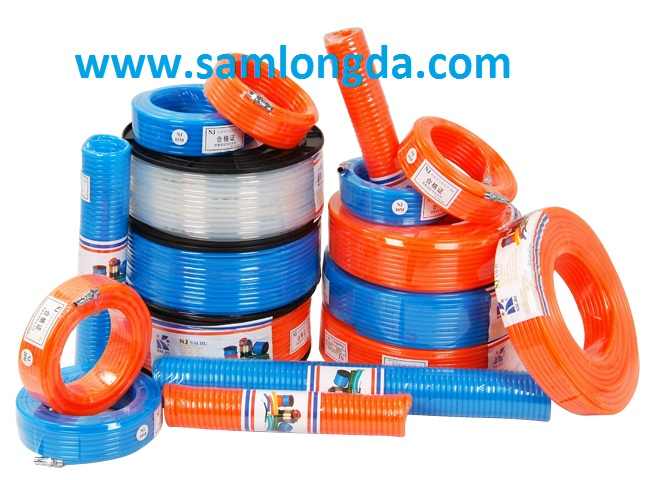 pneumatic tubing, air hoses, PU tube, Polyurethane tubes, Coil air hose - Air Tubing