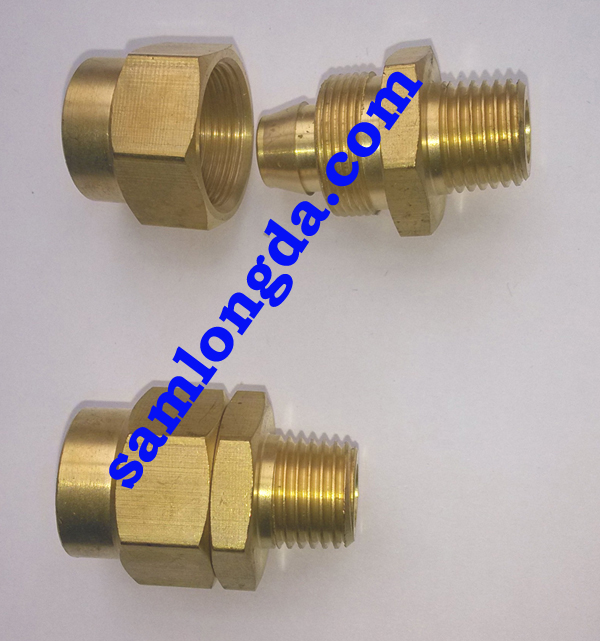 air fitting, coupler, pneumatic fitting, hose reels - Brass Fittings