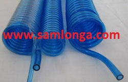 Coil Air Hose - PU Coil Air Hose
