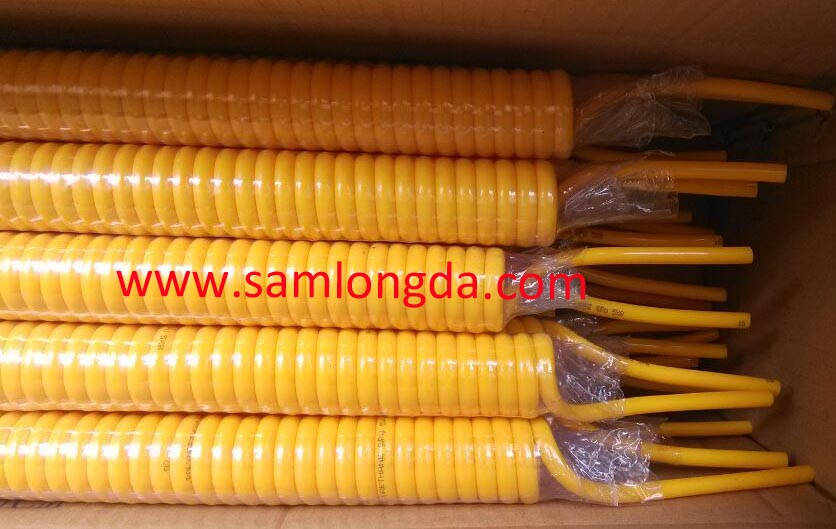 Ether coil tube - Ether spiral hose