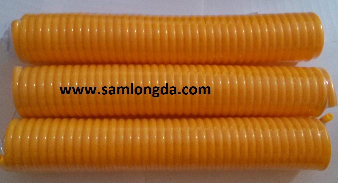 PU coil tube, PU Spiral Hose, Air Hose, pneumatic tubing - Ether coil tube