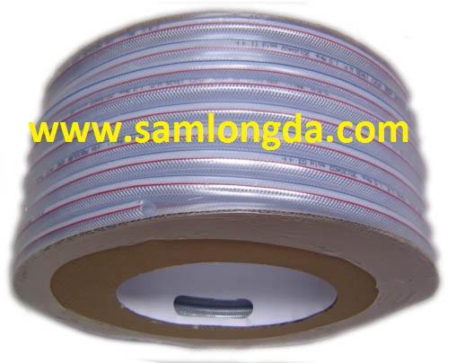 Flexible PVC Hose - PVC Braid Reinforced Hose