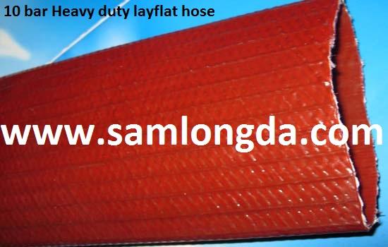Heavy Duty layflat hose - RIEGO Mangueras