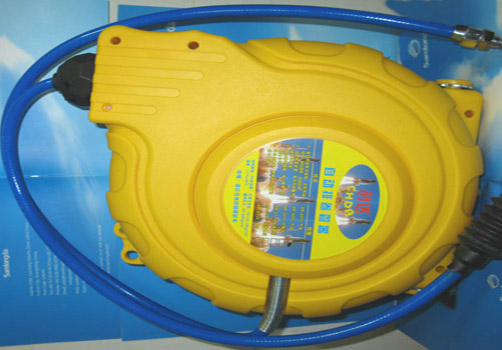 New hose reel - hose reel