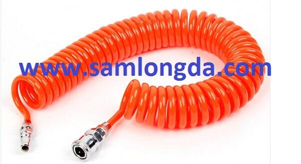 PU Spiral Hose - 98A PU Spiral Hose