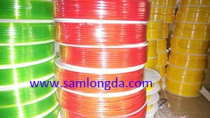 PU TUBE - Colorful PU tube