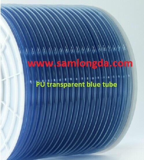Pneumatic tuing polyurethane tube pu coil tubes air