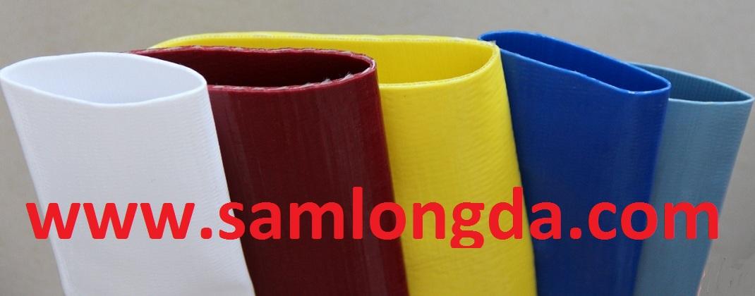 PVC layflat pipe - PVC layflat pipe