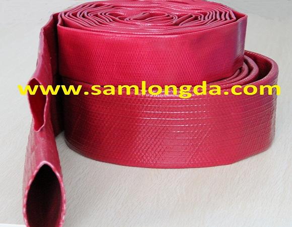PVC Hose,Layflat Hose, Steel wire hose - PVC layflat pipe