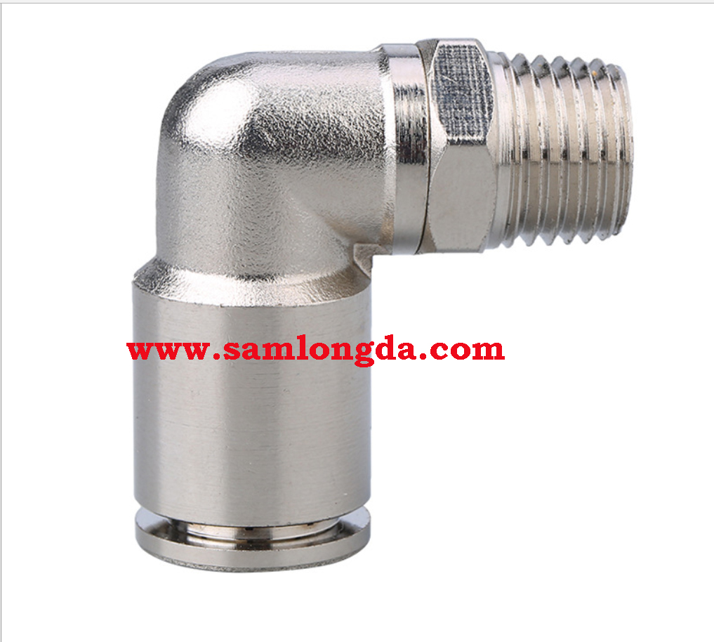 metal fittings - push in fitting