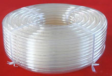 water resistant PU tubes - Clear Ether based tubing, PU tubing